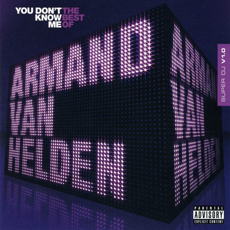 Armand van helden you don t know me the best of armand van helden frontal