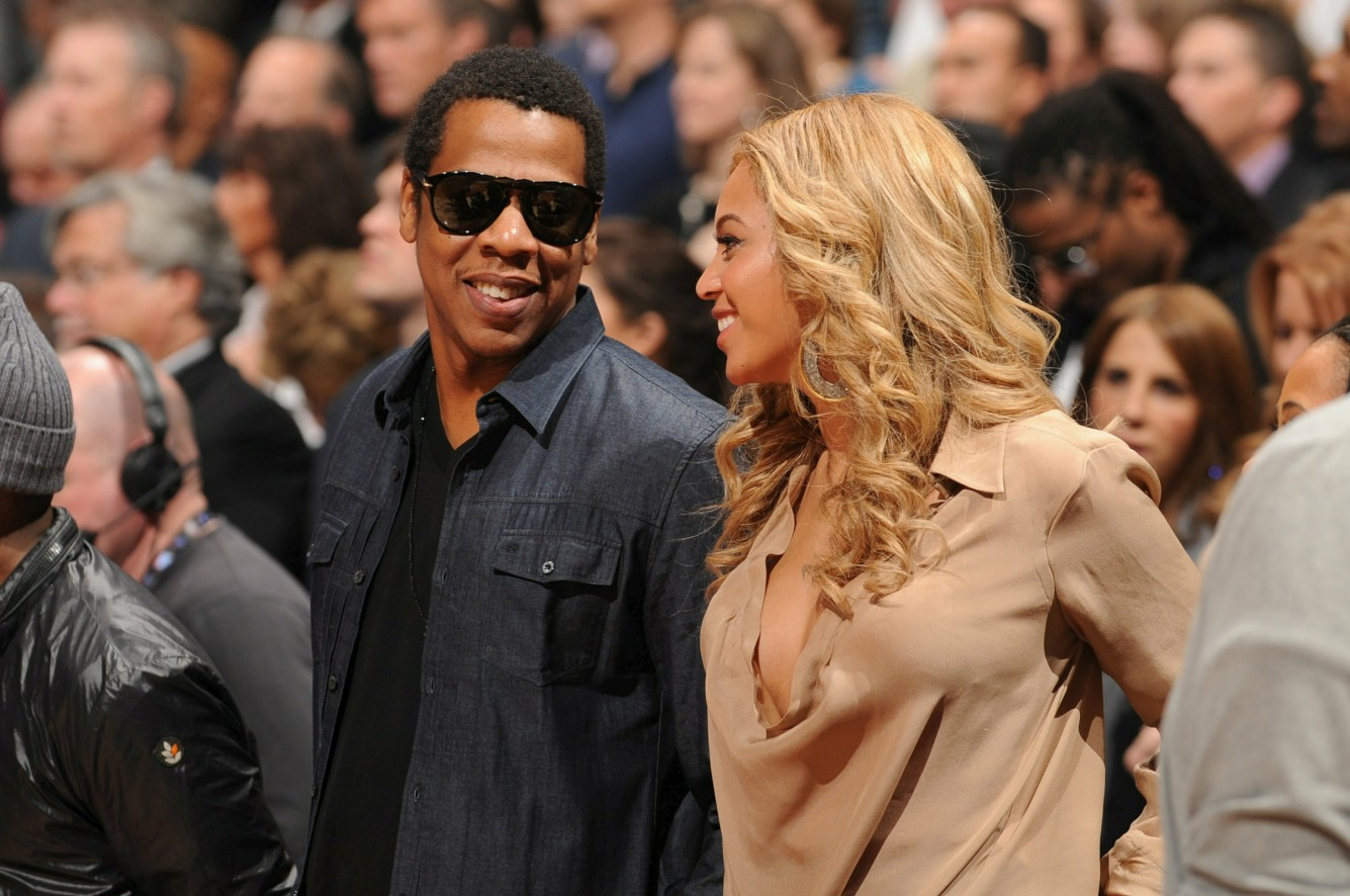 Nba all star game 2011 beyonce jay z 2