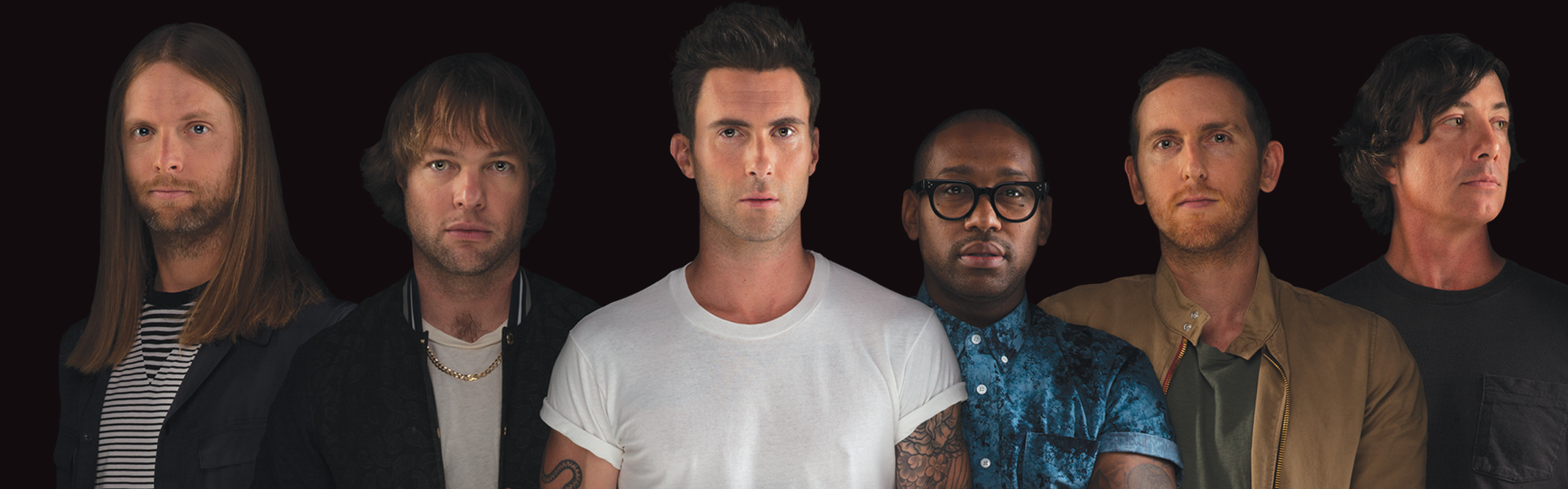 Maroon5 new single header