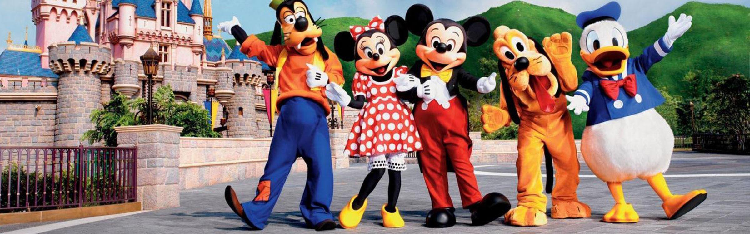 Disneyland algemeen