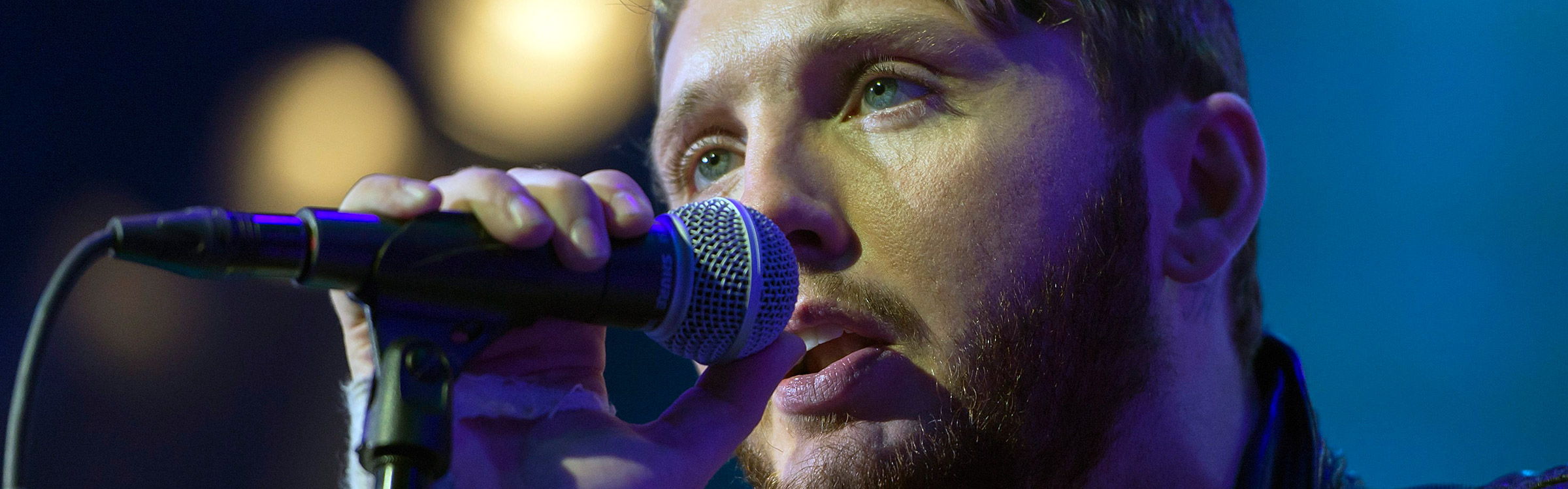 James arthur header