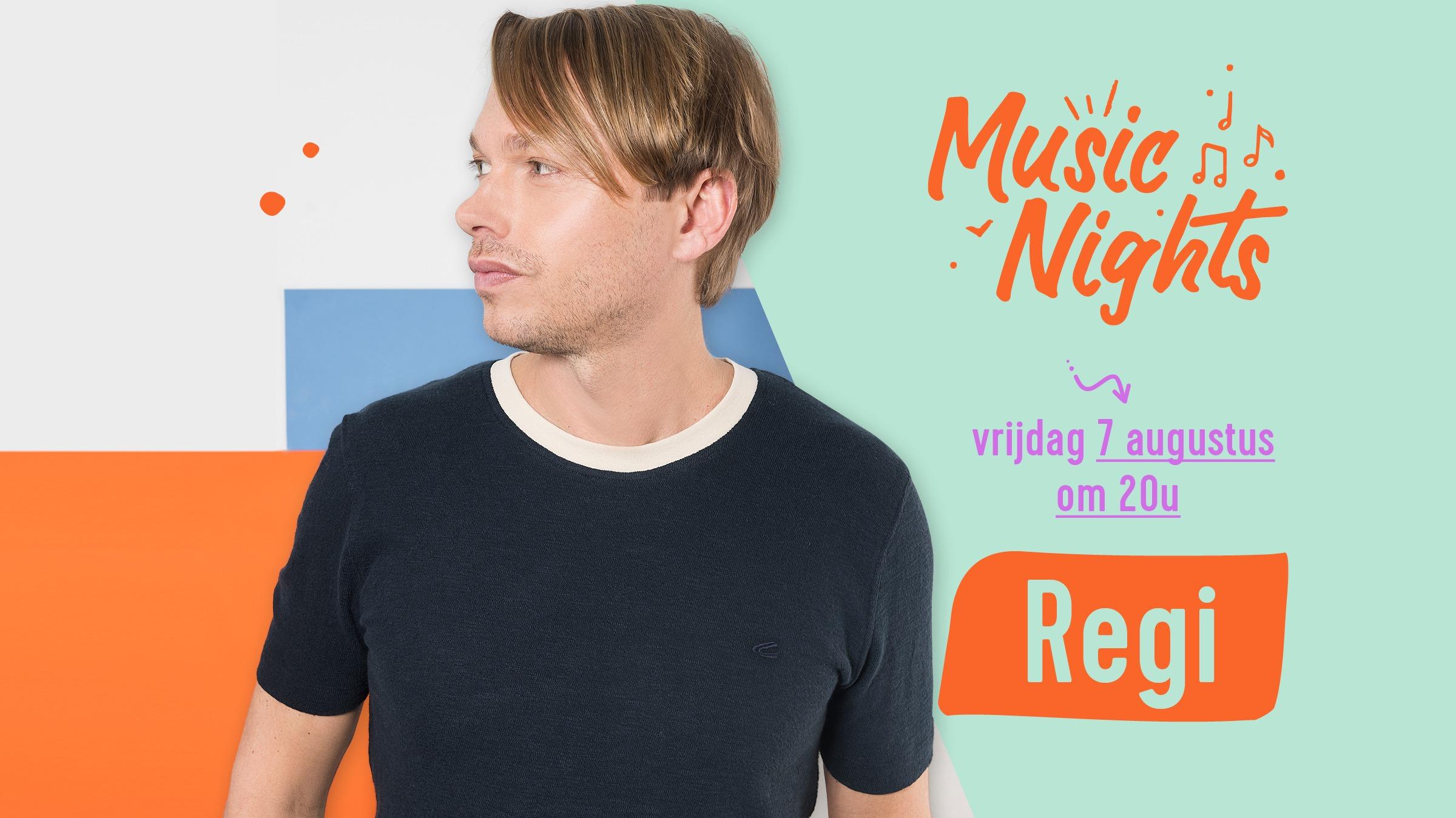 Regi music night home
