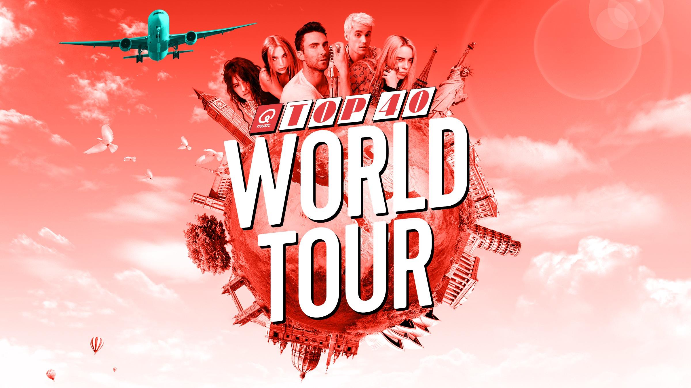 Teaser worldtour