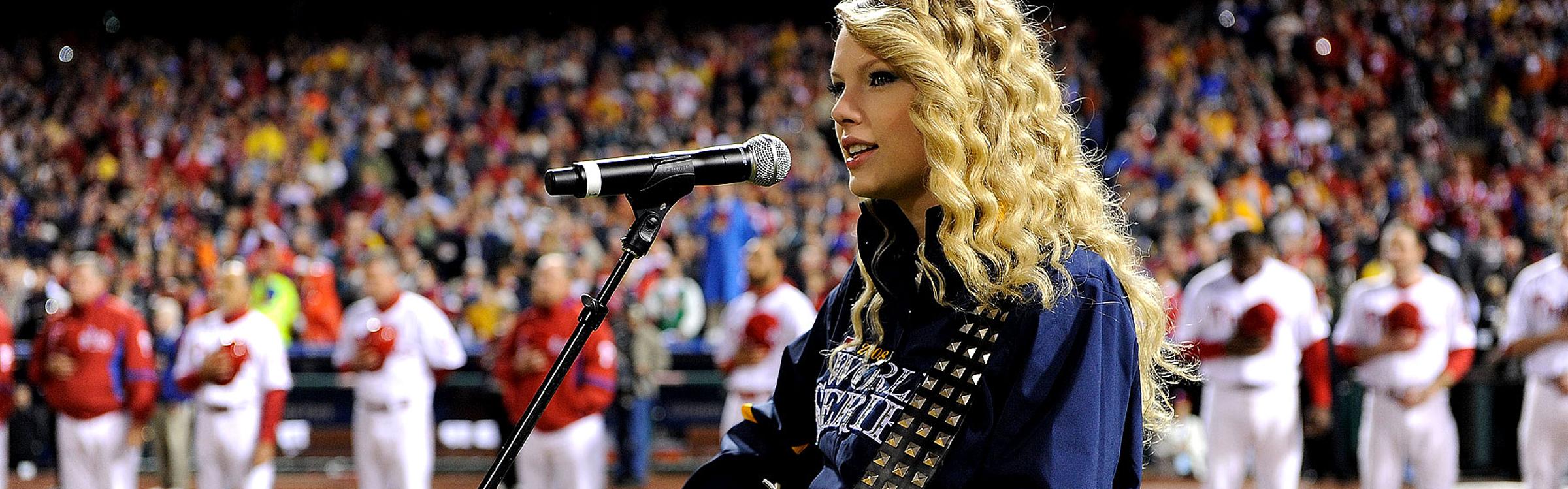 Taylorswift baseball header