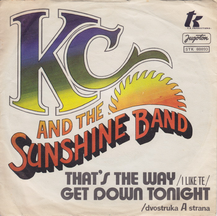 Kc and the sunshine band thats the way i like it rca victor 4