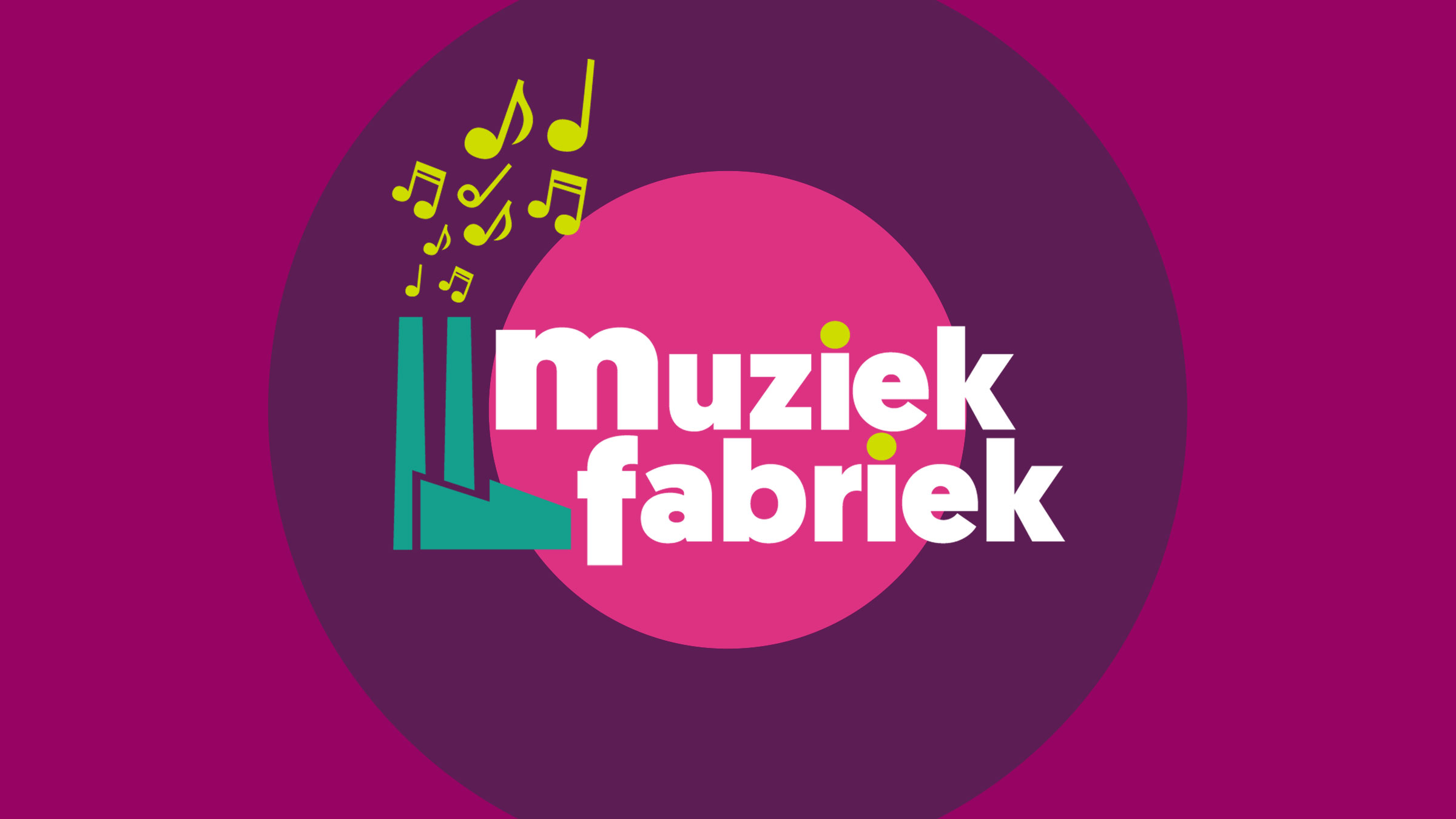 Muziekfabriek header