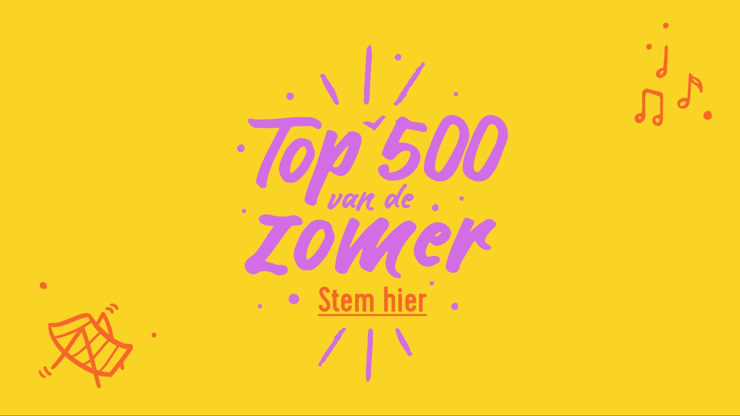 Top500zomer