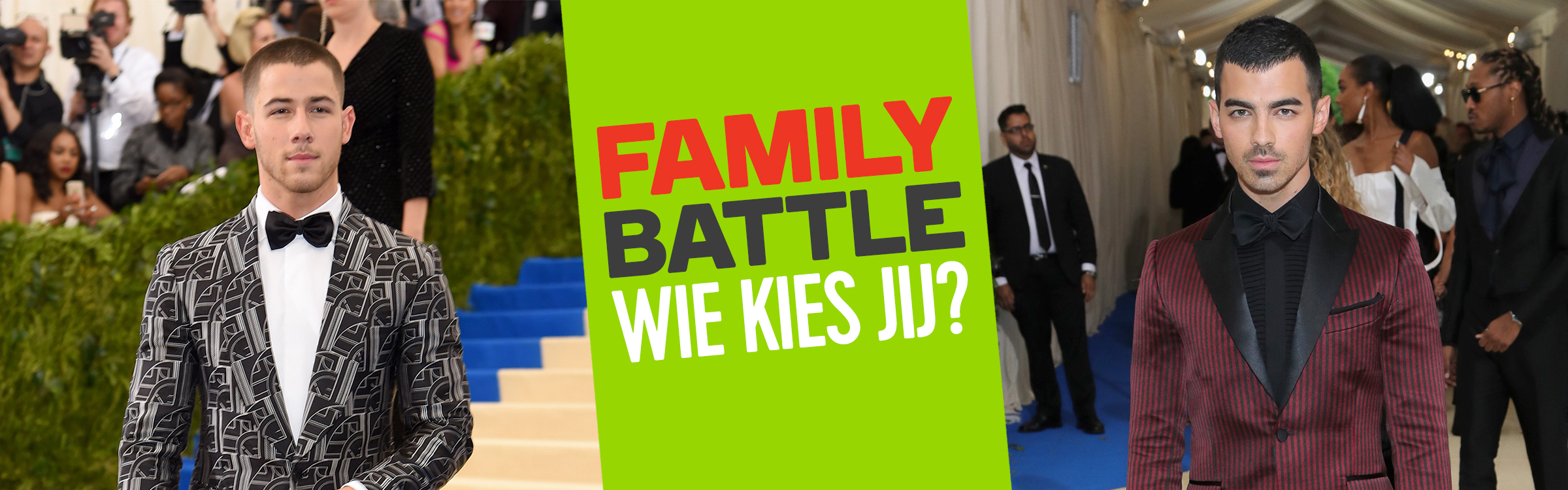 Qmusic actionheader familybattle