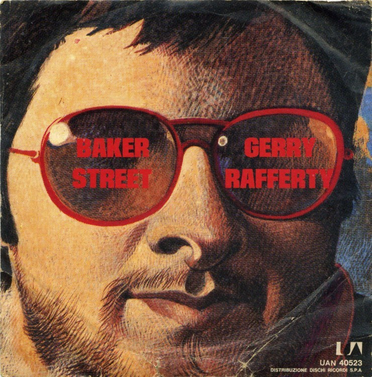 Gerry rafferty baker street united artists 6