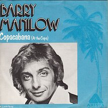 Barry manilow copacabana at the copa arista 2 s