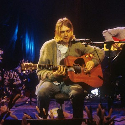 Nirvana unplugged 2