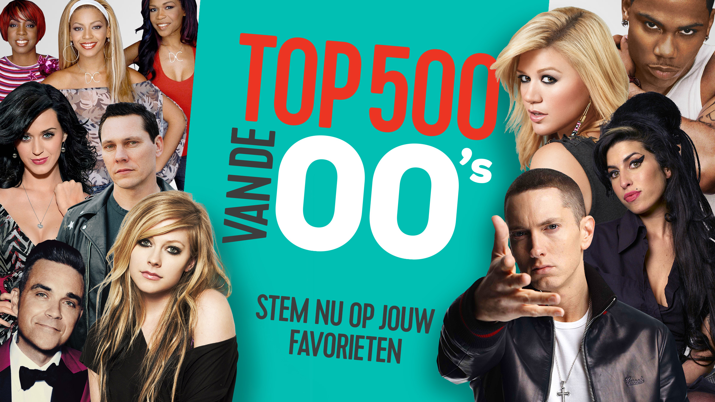 Qmusic teaser top500 00s v1