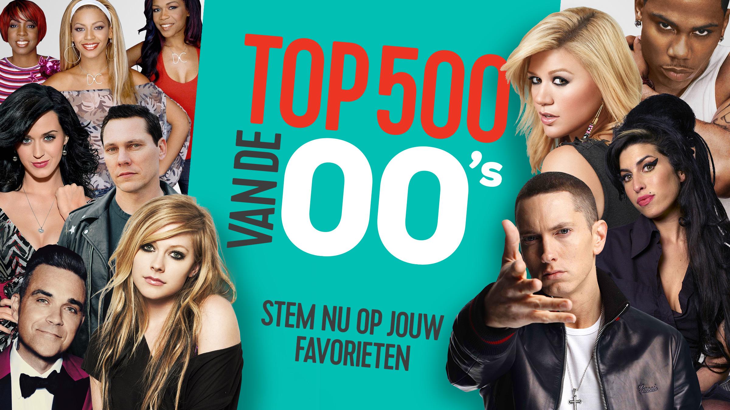 Qmusic teaser top500 00s v1
