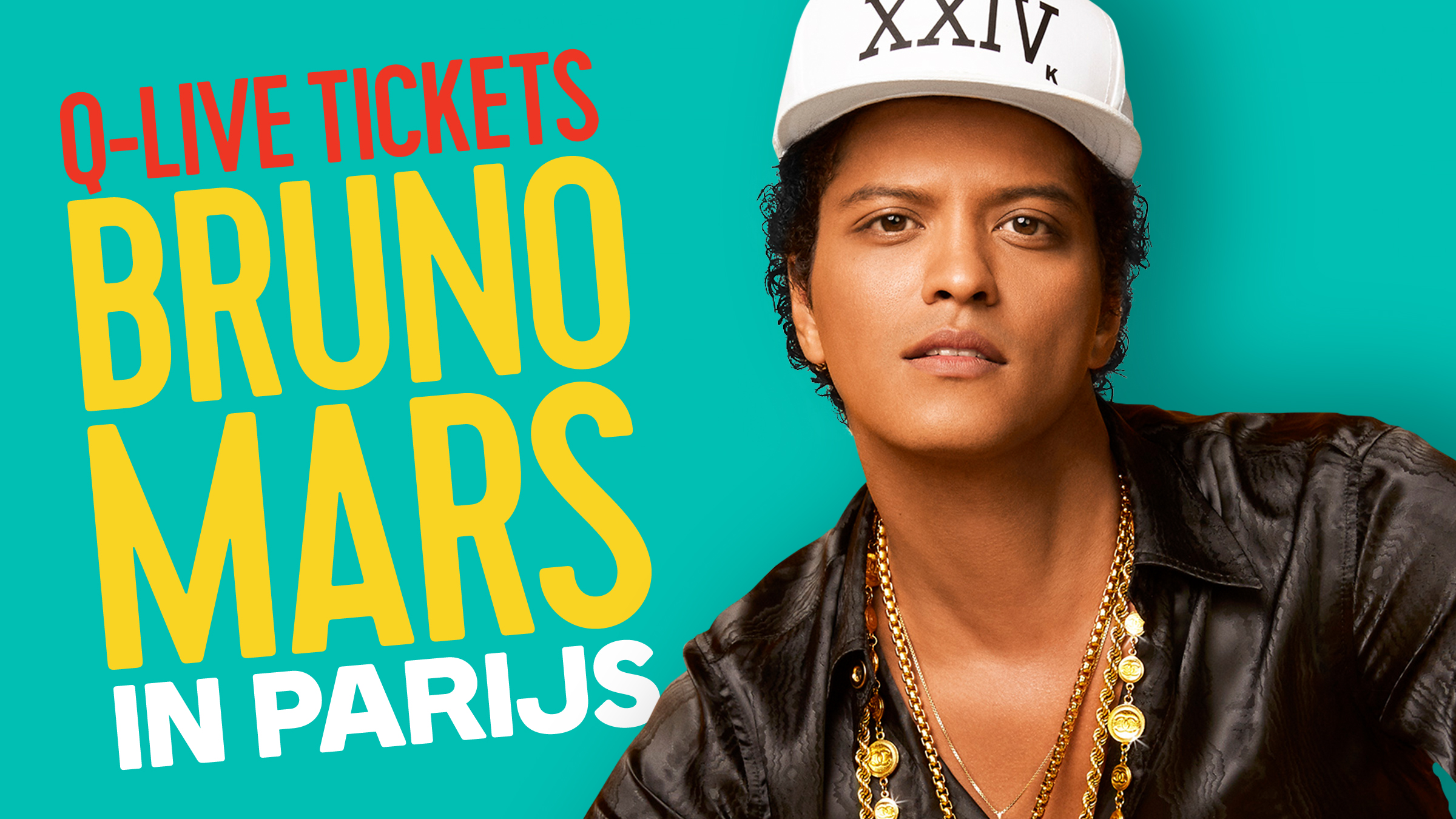 Qmusic teaser bruno