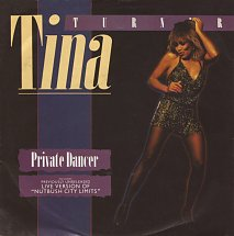 Tina turner private dancer capitol s