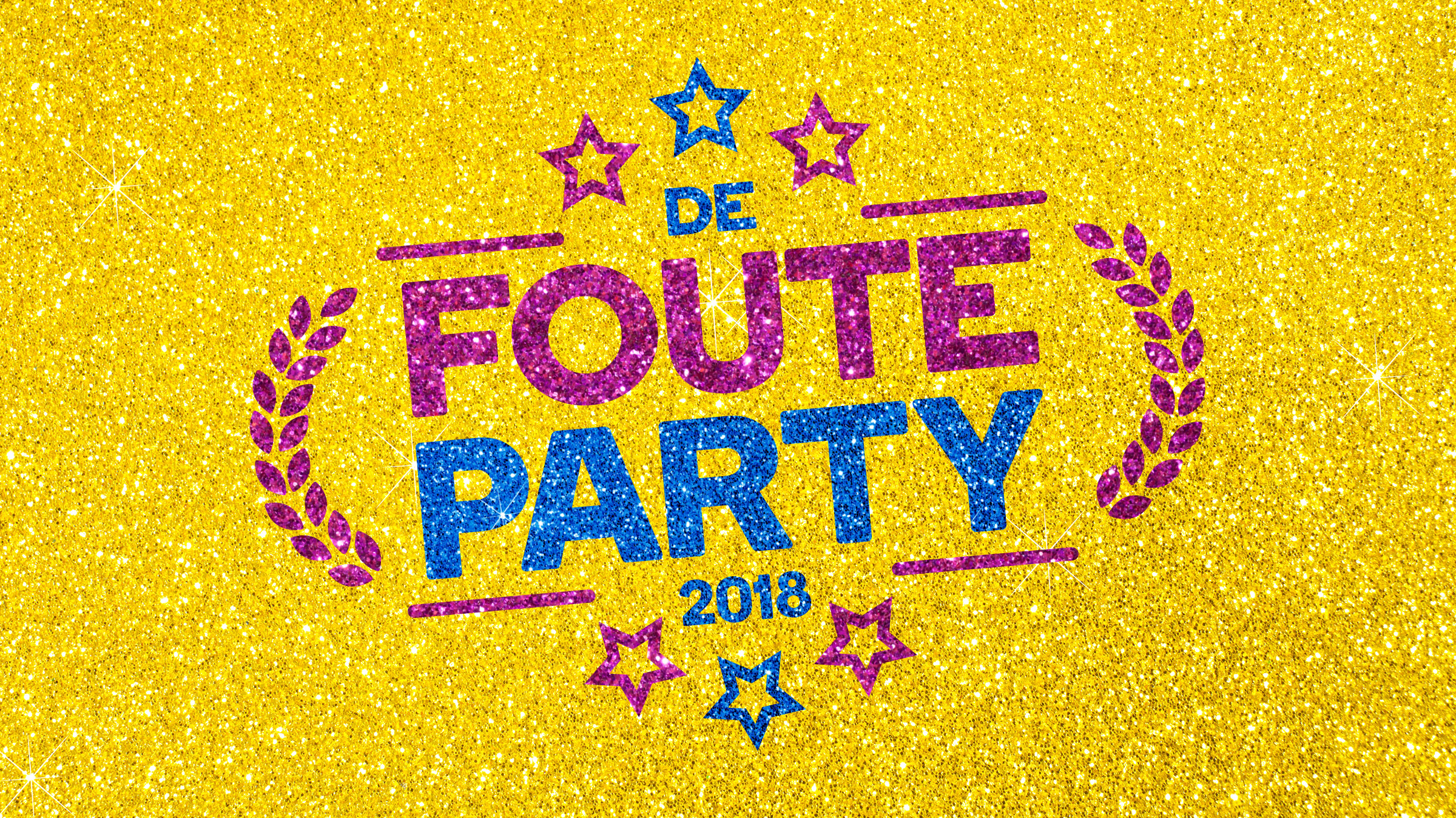 Qmusic teaser fouteparty2018
