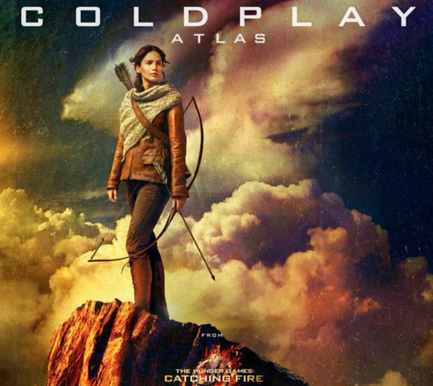 Coldplay atlas cover artwork
