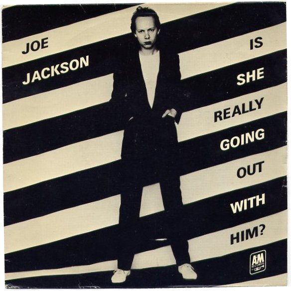 Joe jackson is she really going out with him am