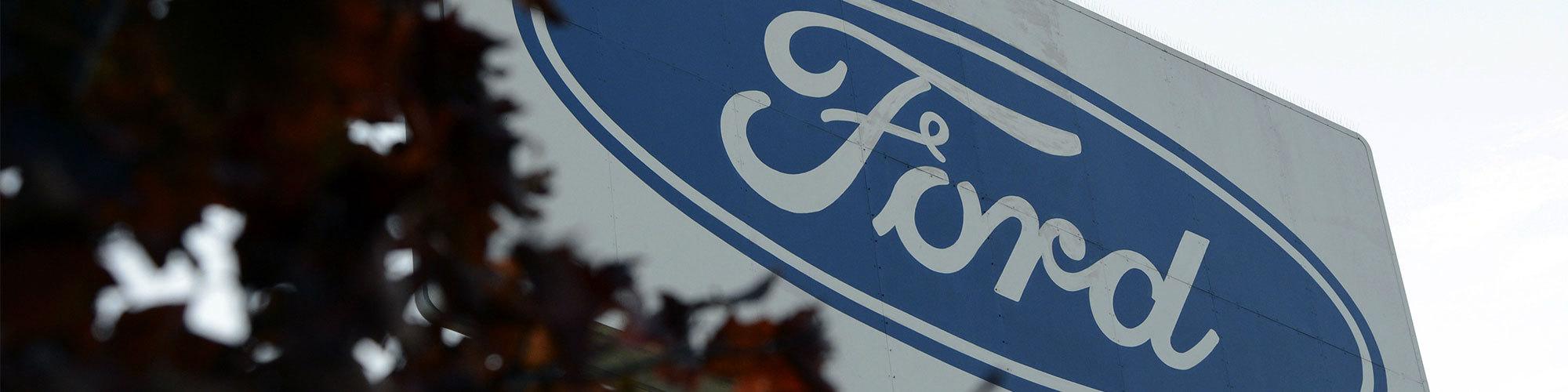 Ford header