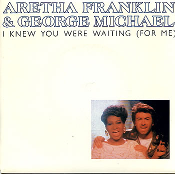 Aretha franklin and george michael i knew you were waiting for me epic