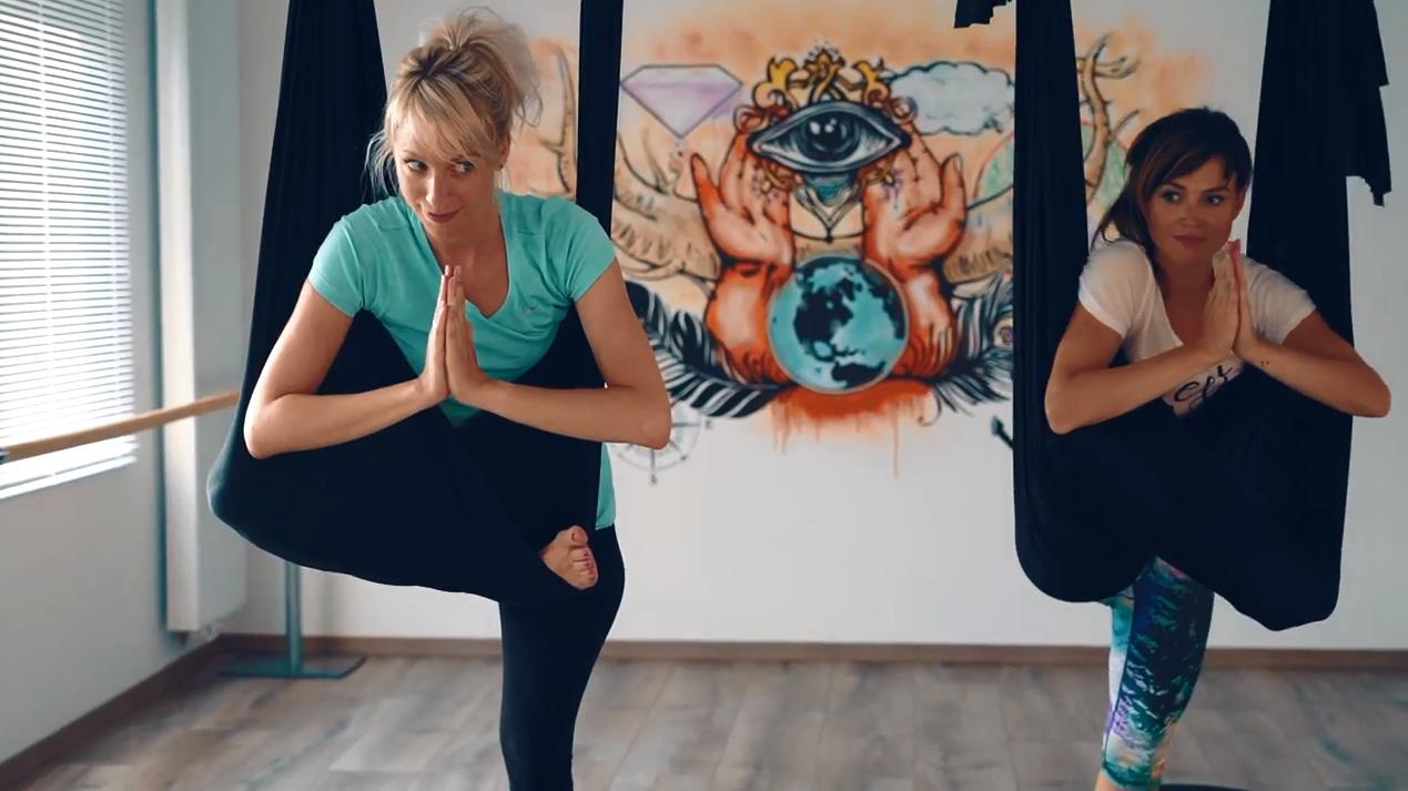 Heidi yoga