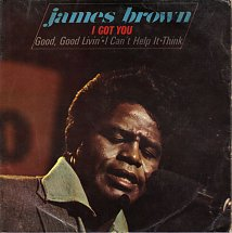 James brown i got you i feel good pye international s