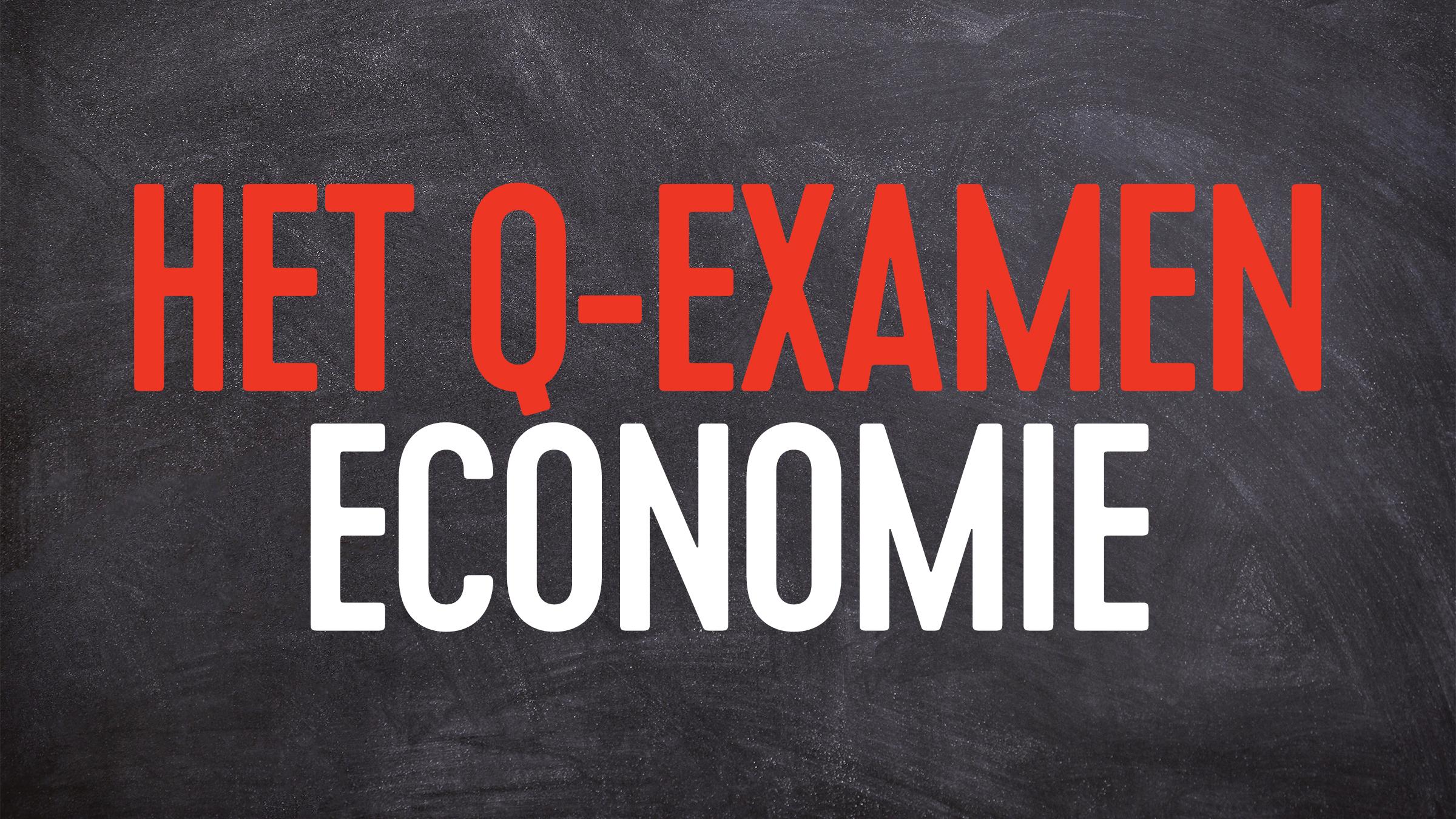 Q examen economie