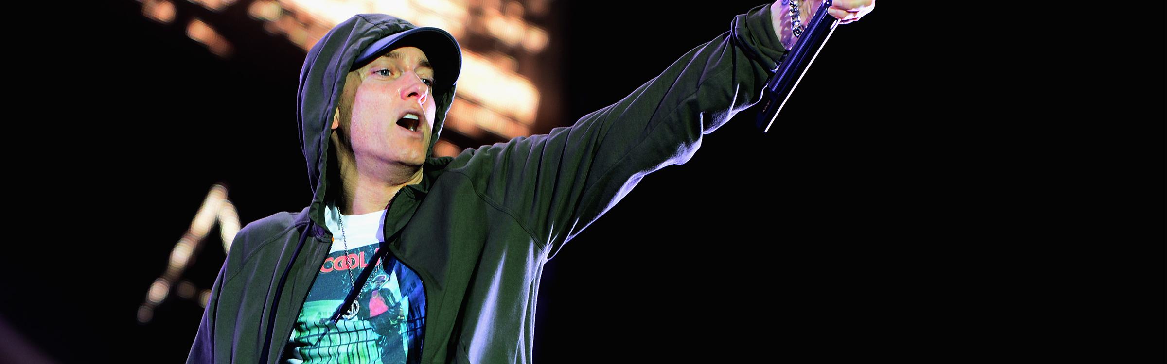 Eminem teaser