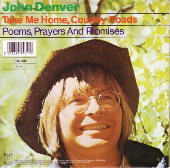 Denver john take me home