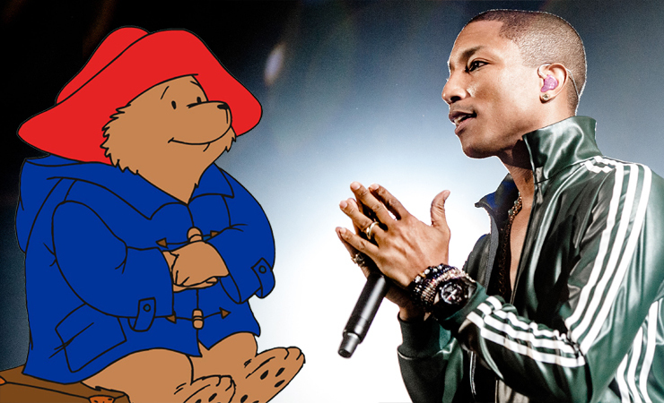 Paddington pharrell williams