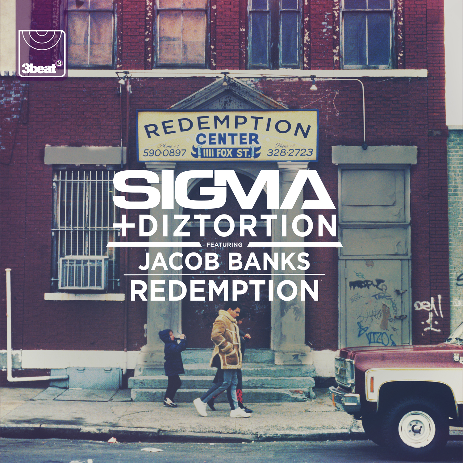 3beat221 sigma diztortion ft. jacob banks redemption packshot small10