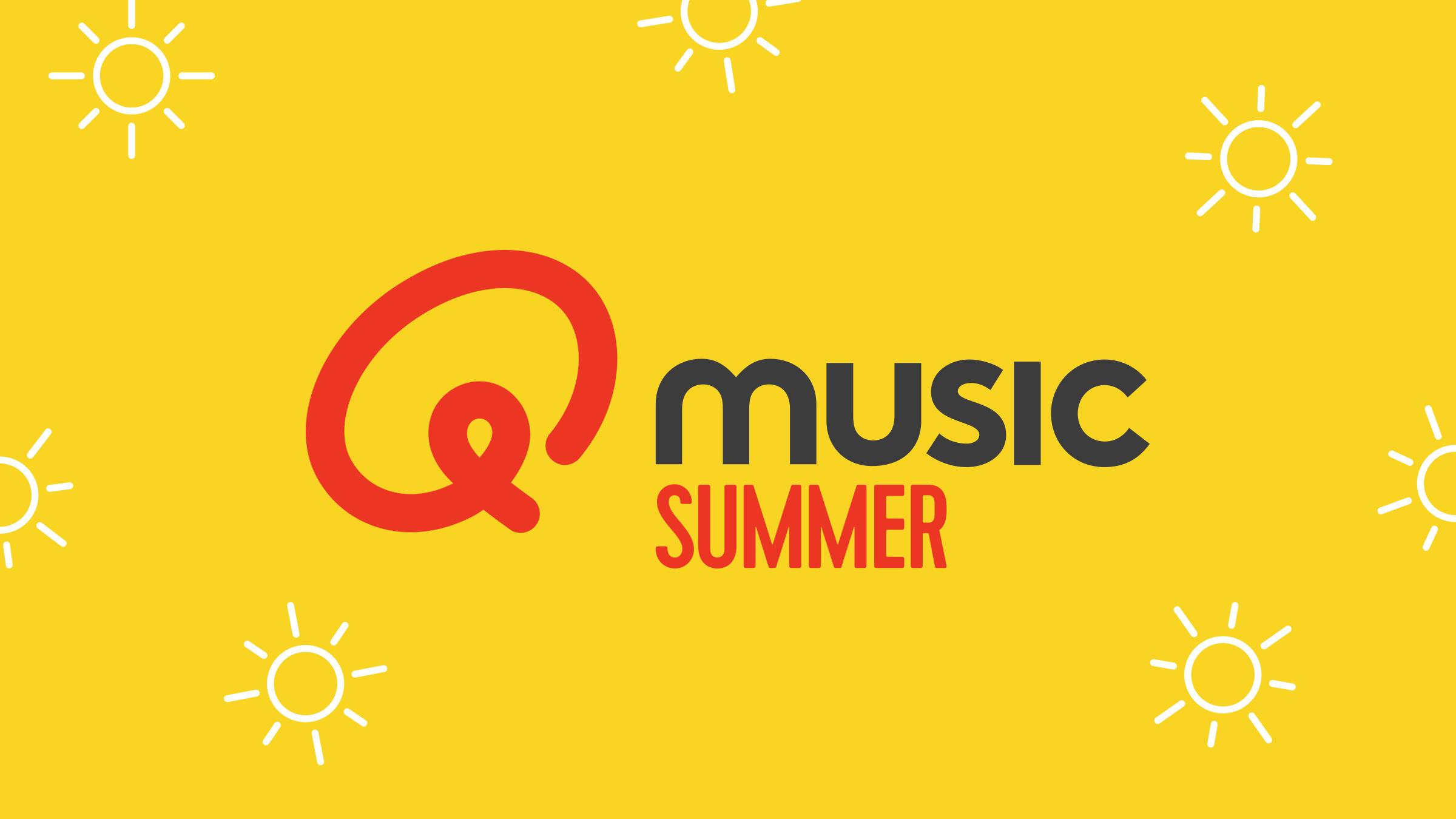 Qmusic teaser summer