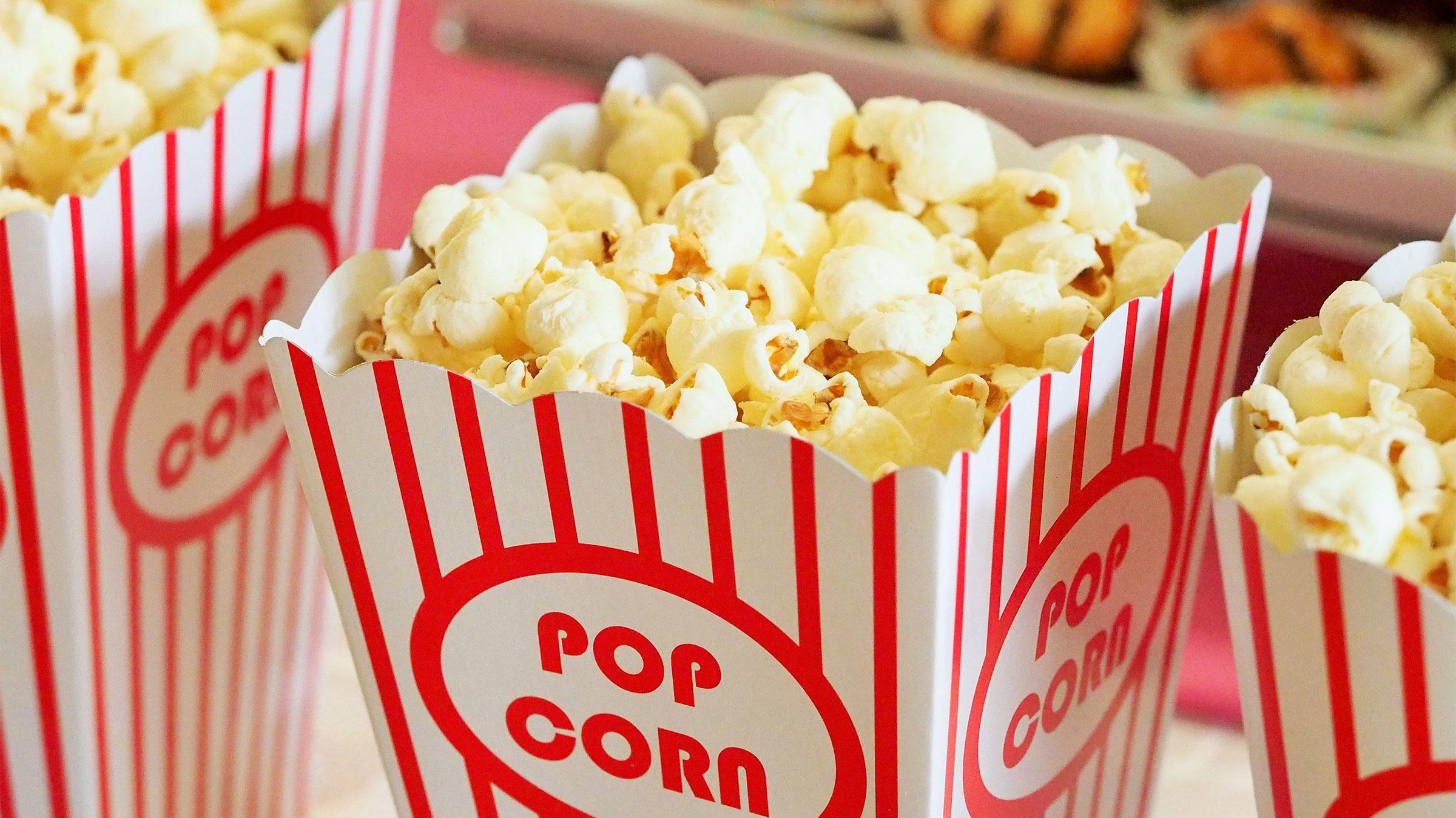 Joe popcorn