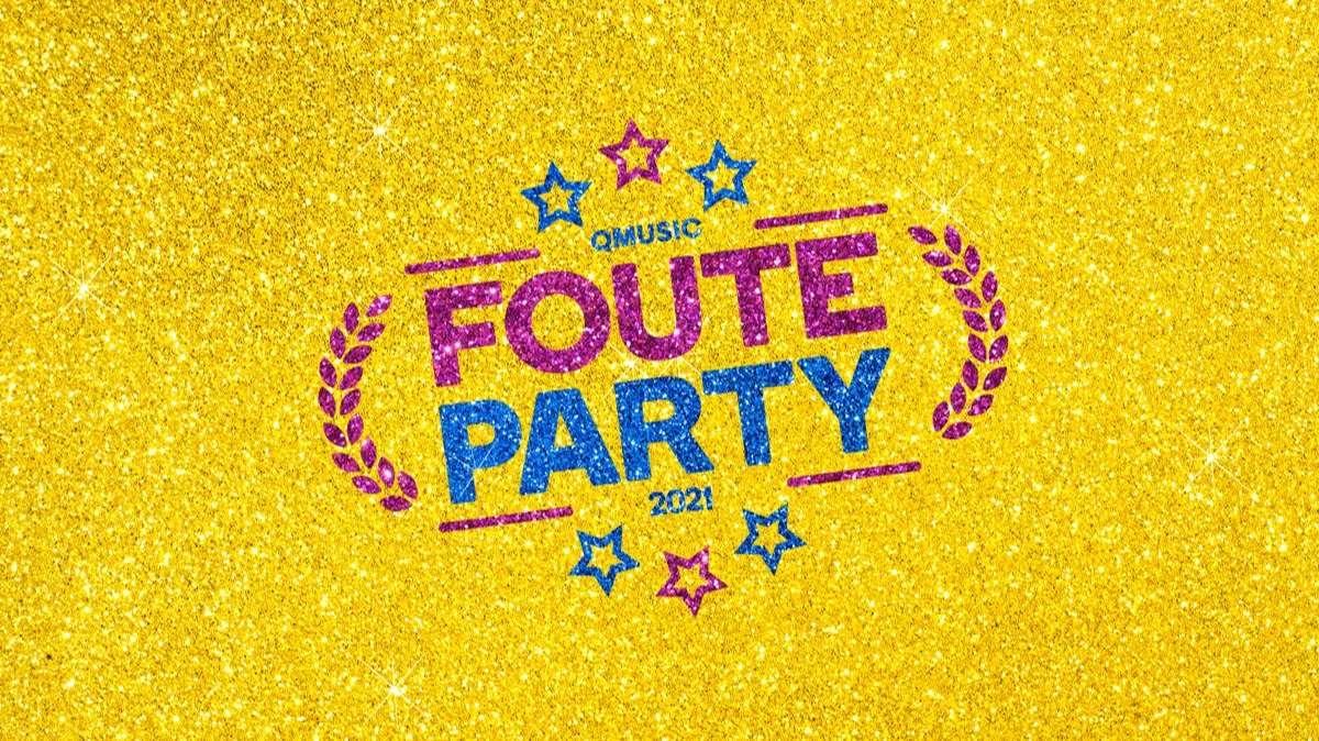 Qmusic foute party 2021