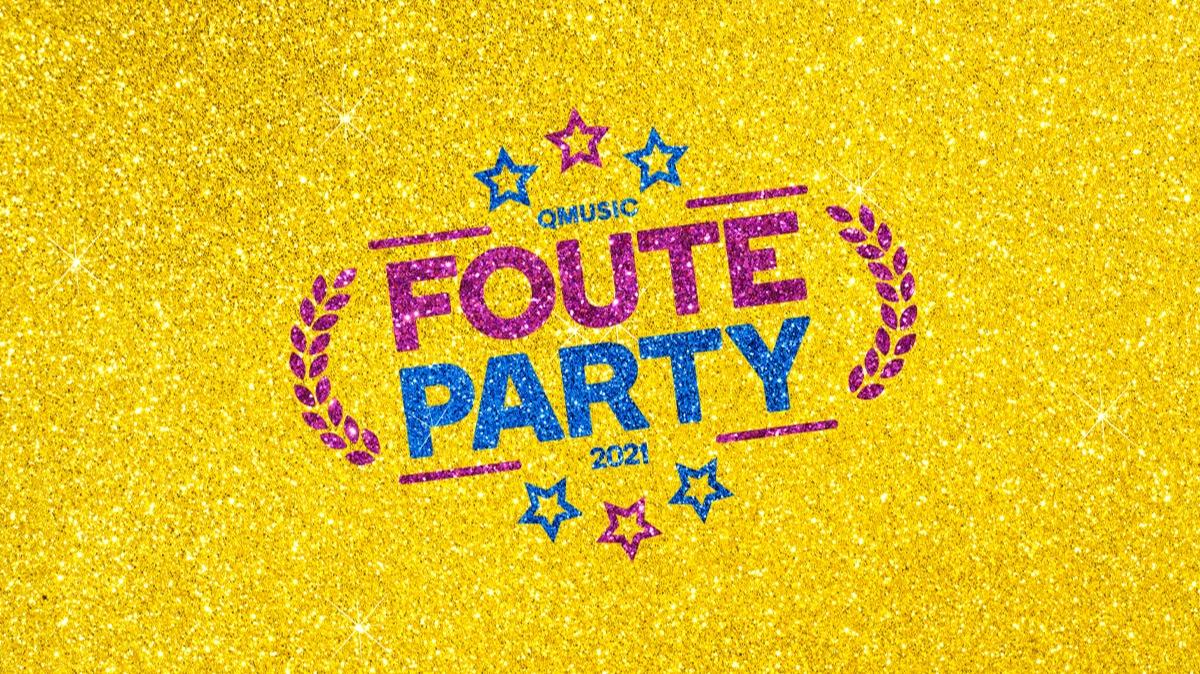 Qmusic foute party 2021