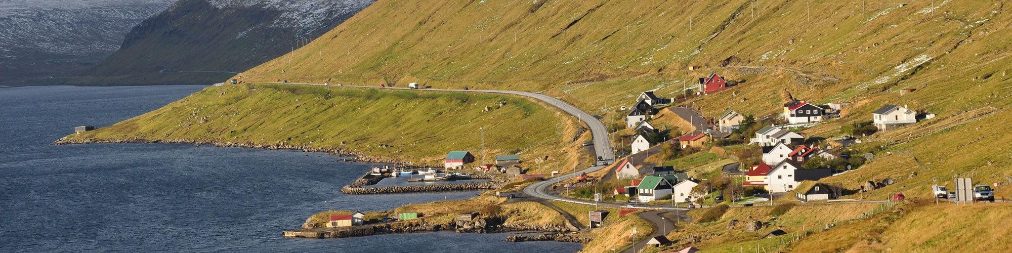 Faroe header