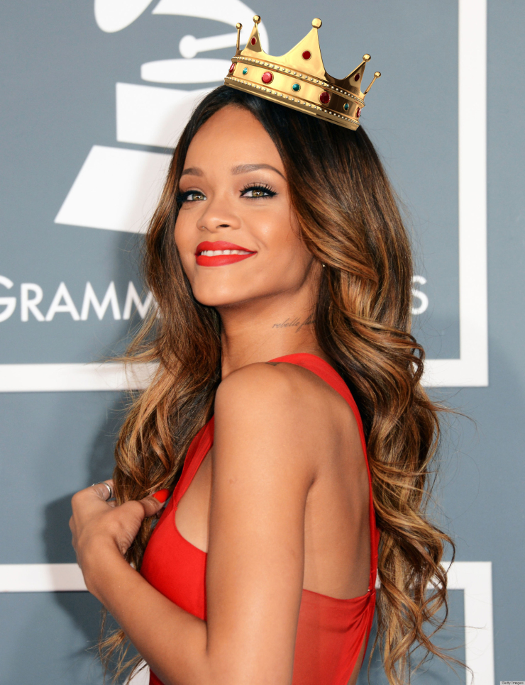Rihanna kroon1