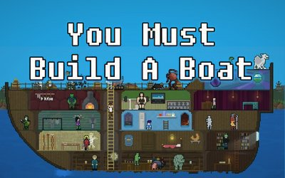 News you must build a boat