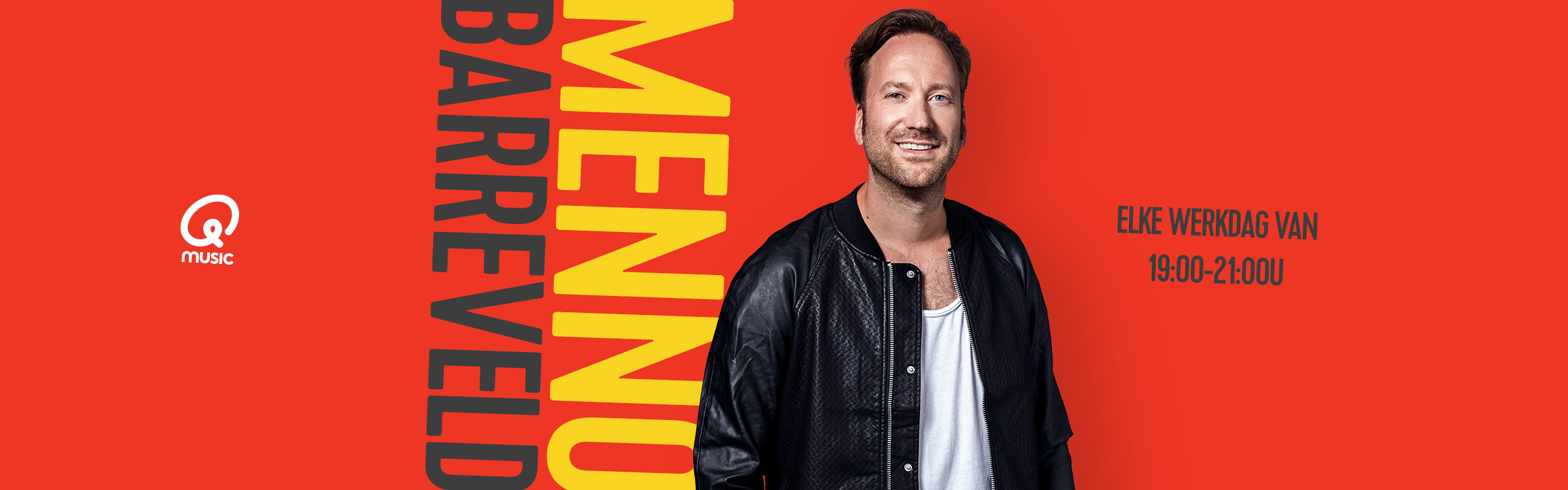 Qmusic actionheader menno
