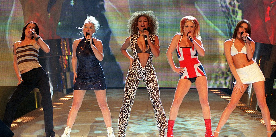 Spice girls 0