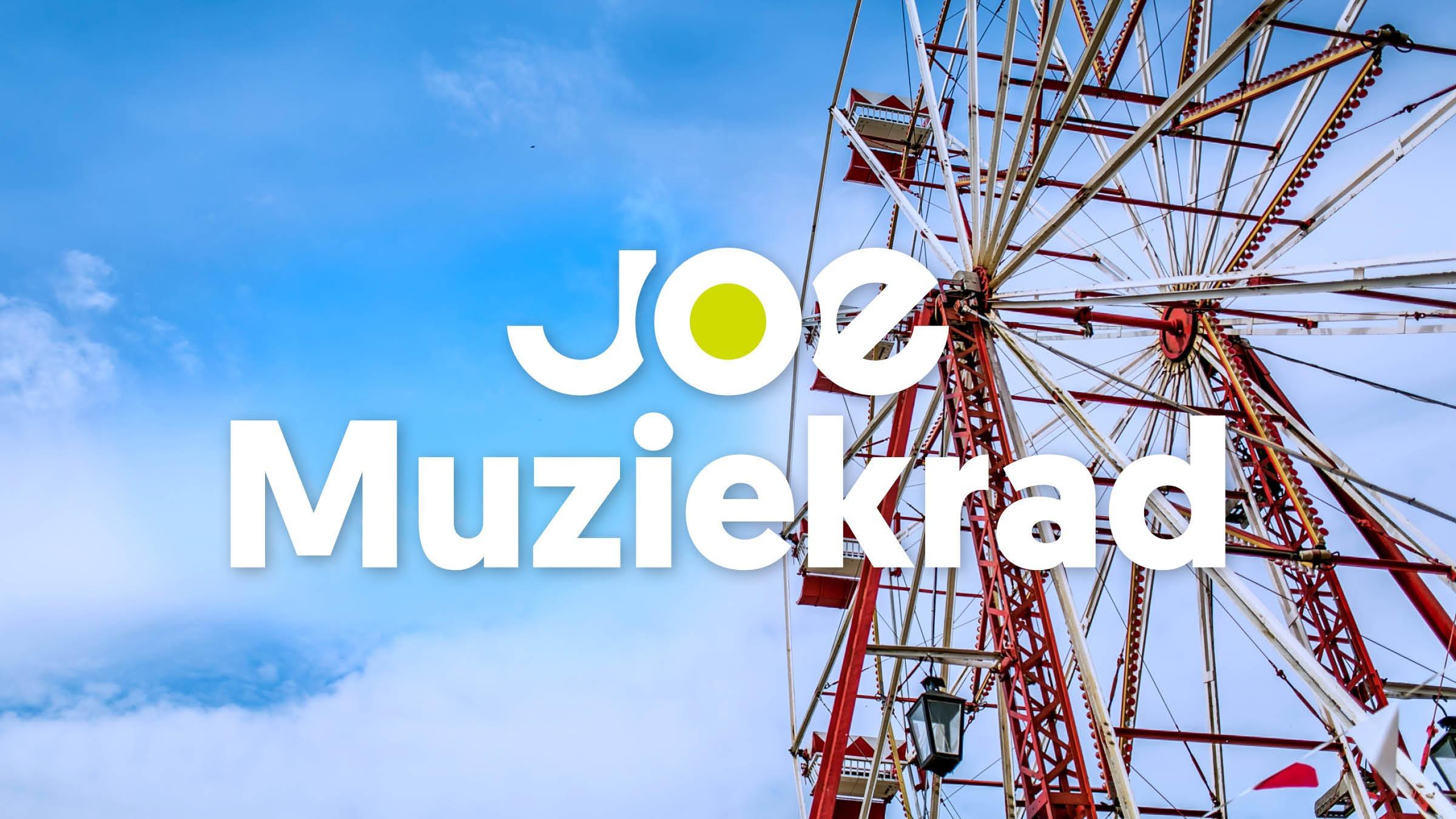 Joe site muziekrad