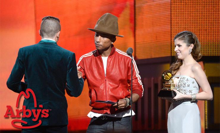 Pharrell arbys
