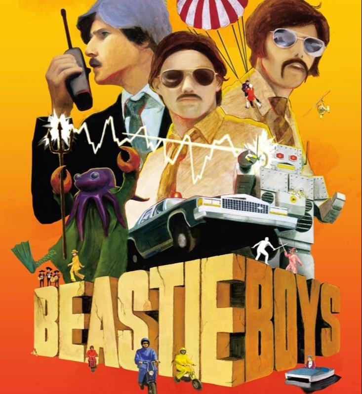 Beastieboys sabotage