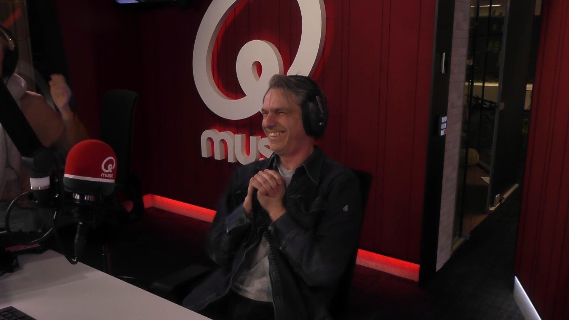 Wim lacht