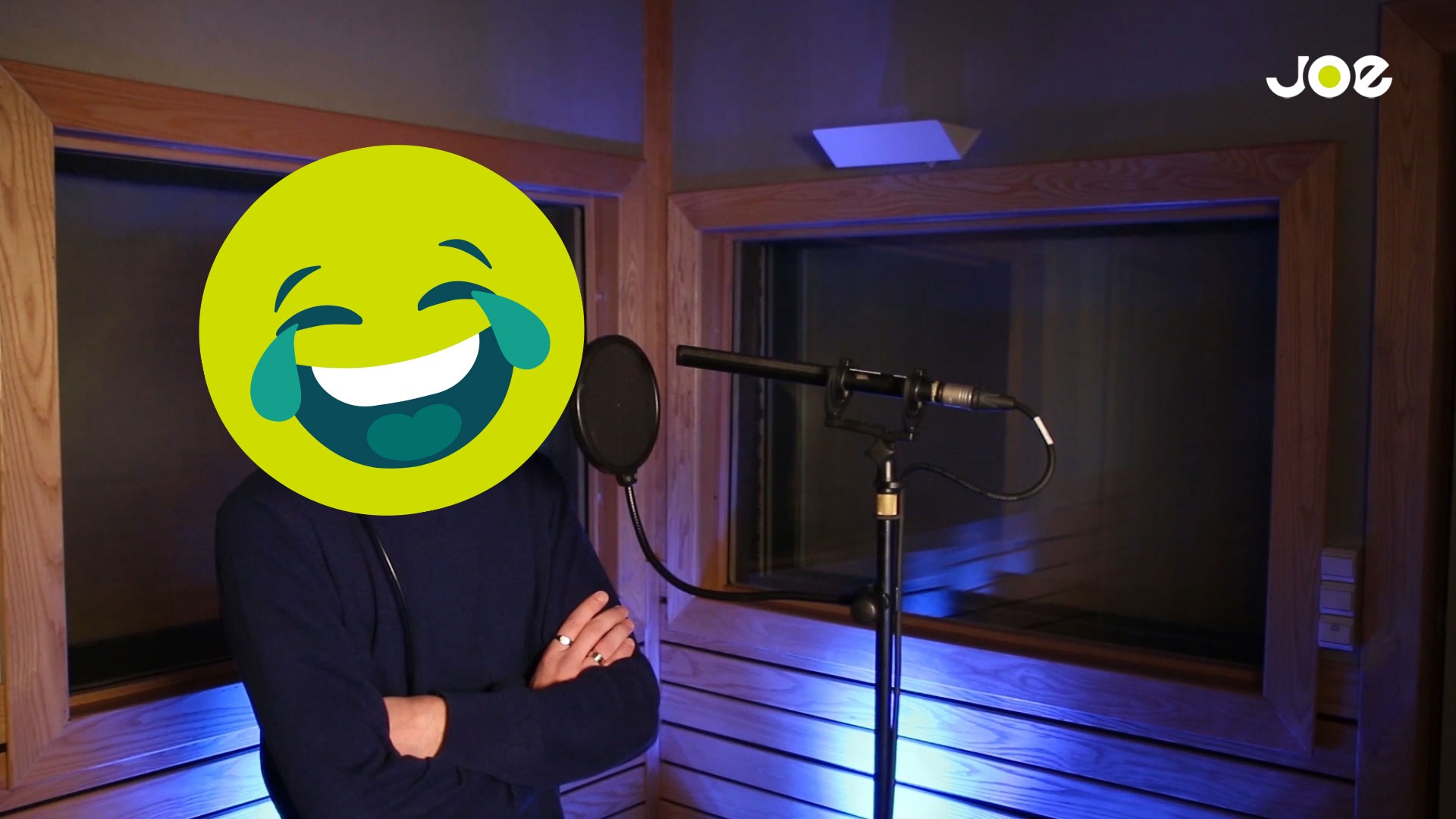 Joe sam smiley