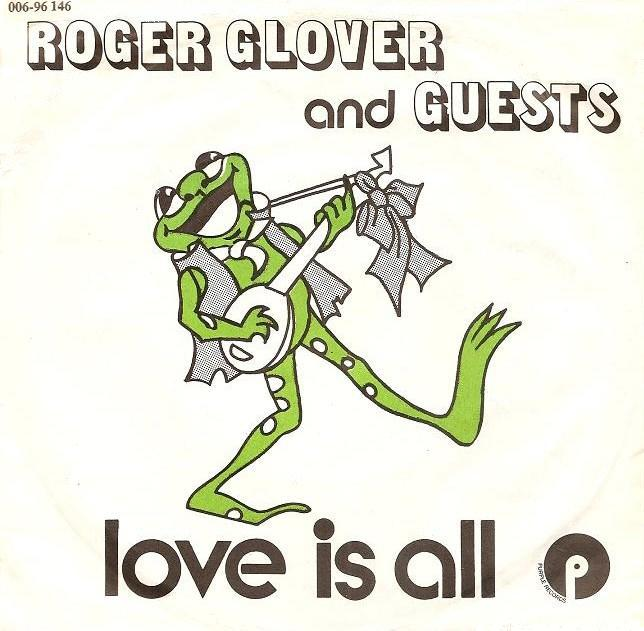 Roger glover and guests love is all purple 3
