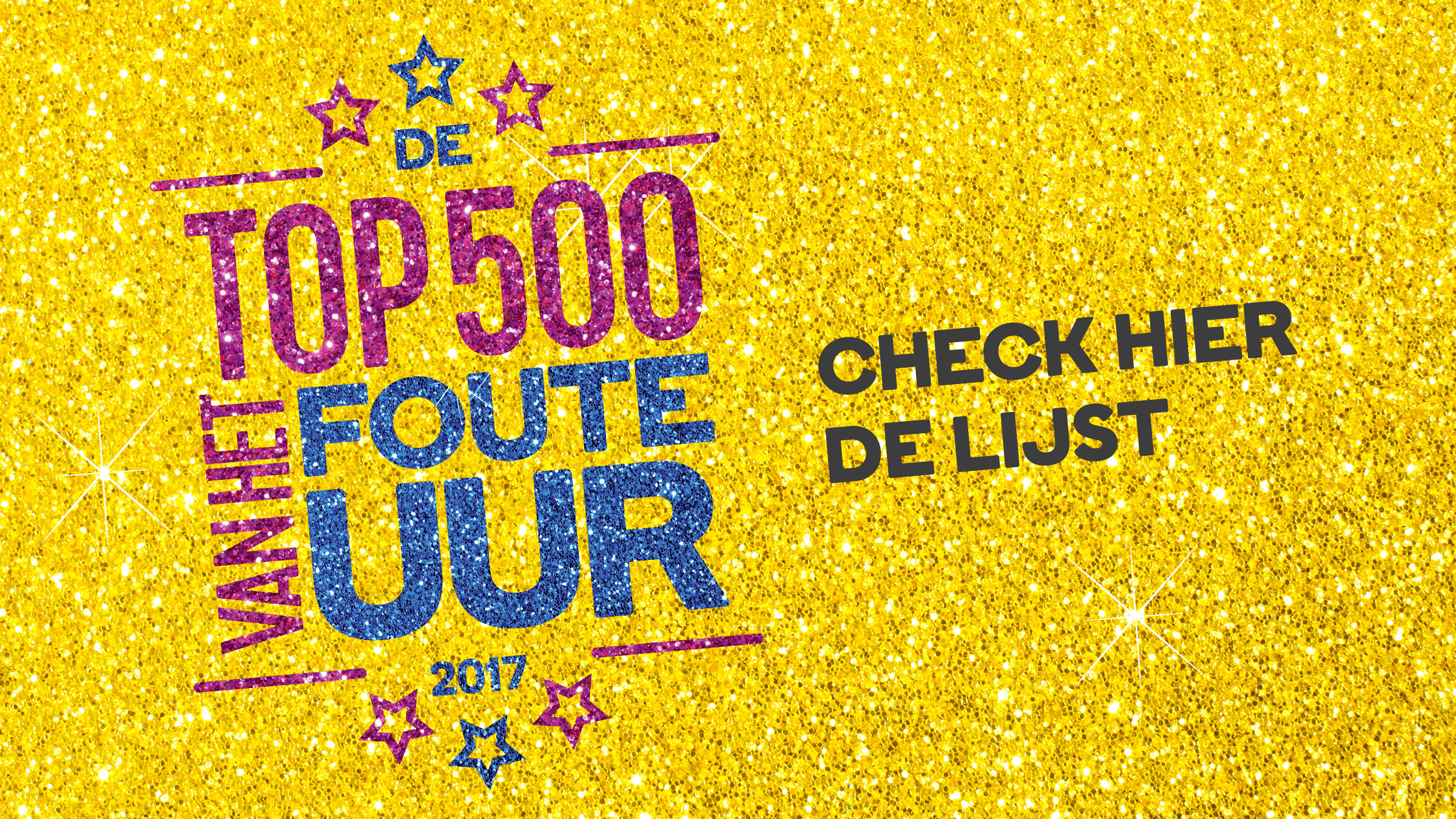 Qmusic teaser top500fout check17