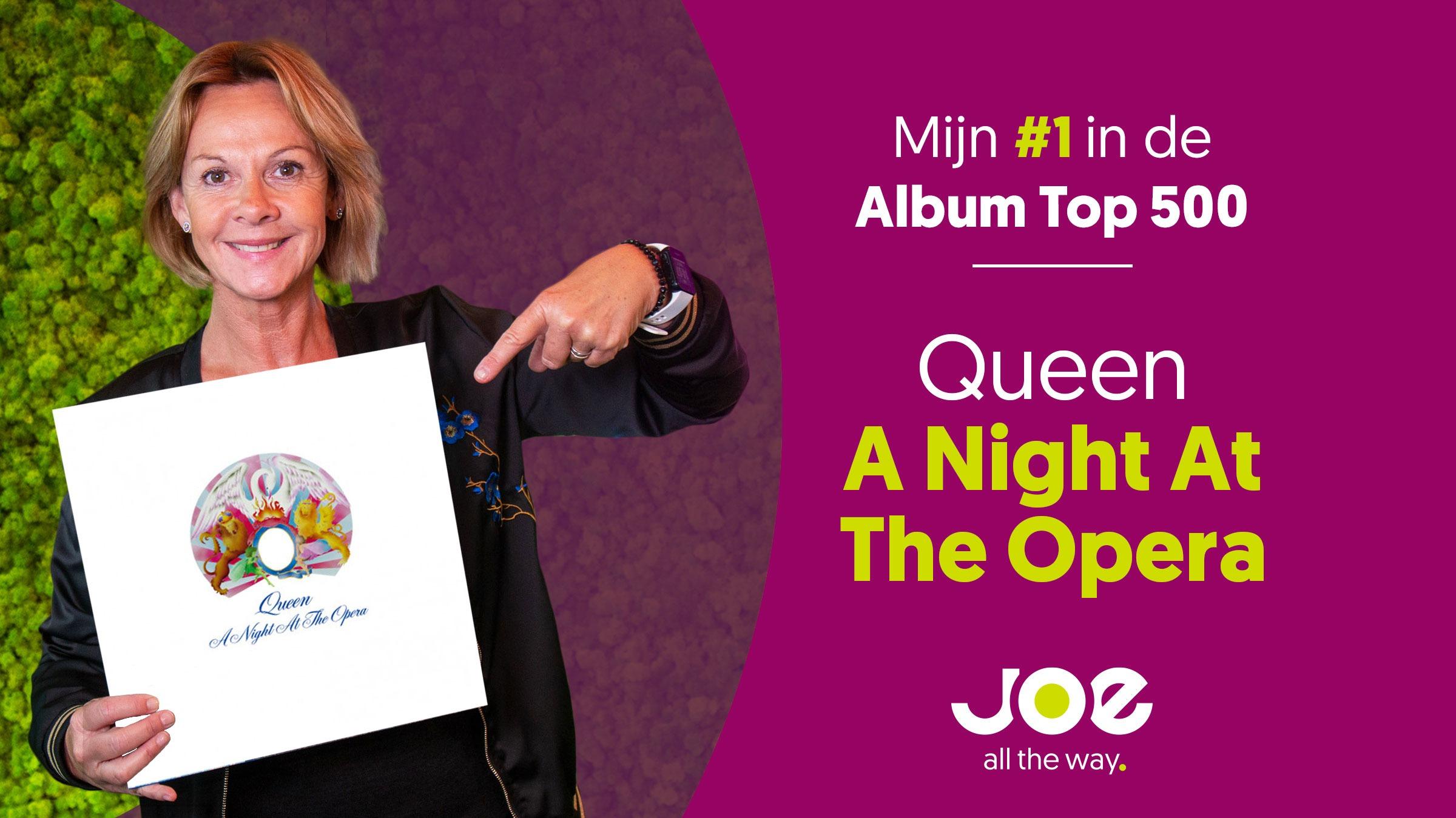 Album top500 socials queen
