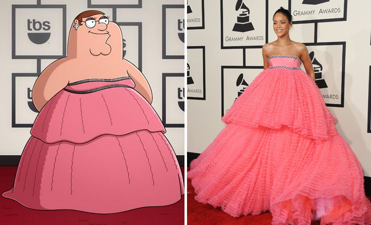 Rihanna petergriffin 01