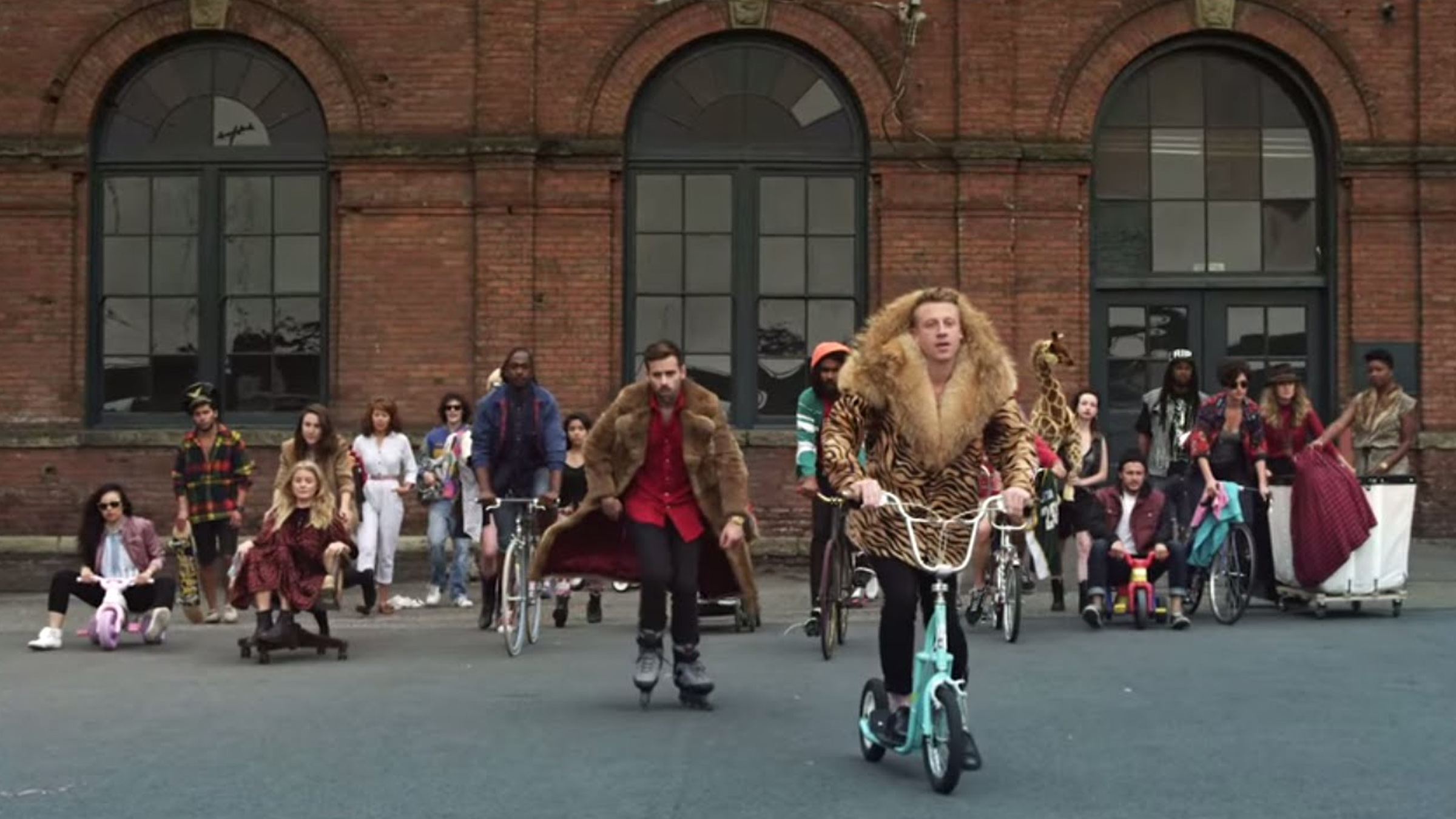 Macklemore youtube teaser